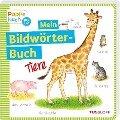 Mein Bildwörterbuch Tiere - Neubert Silke