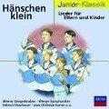HÄNSCHEN KLEIN - LIEDER (ELOQUENCE JUN.) - Wiener Sängerknaben