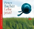 Lebe jetzt! - Peter Bachér