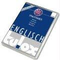 tulox Sprachtrainer Englisch - Vokabeltrainer, Konjugations- und Grammatiktrainer inklusive großem e-Taschen-Wörterbuch mit 90.000 fremdsprachlich vertonten Vokabeln -