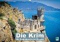 Die Krim - Sonnenseite der Ukraine (Wandkalender 2017 DIN A2 quer) - CALVENDO