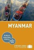 Stefan Loose Reiseführer Myanmar (Birma) - Martin H. Petrich, Volker Klinkmüller, Andrea Markand, Markus Markand