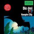 PONS Die drei ??? Fragezeichen Vampire City - Marco Sonnleitner