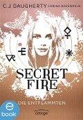 Secret Fire. Die Entflammten - C. J. Daugherty, Carina Rozenfeld