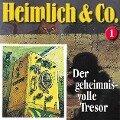 Heimlich & Co., Folge 1: Der geheimnisvolle Tresor - Susanne Schindler-Günther