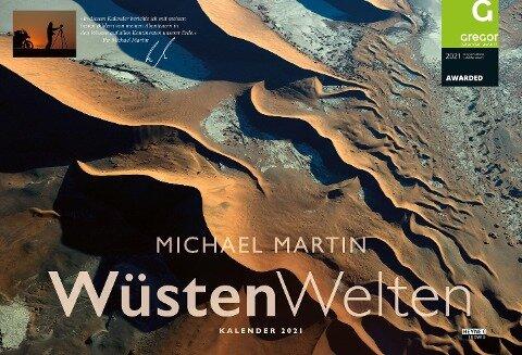 WüstenWelten 2021 - Michael Martin
