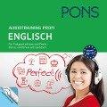 PONS Audiotraining Profi - Englisch. Für Fortgeschrittene und Profis - Michelle Sommers