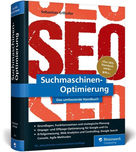 Suchmaschinen-Optimierung - Sebastian Erlhofer