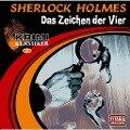 Krimi Klassiker, Folge 2: Sherlock Holmes - Das Zeichen der Vier - Arthur Conan Doyle