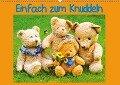Einfach zum Knuddeln / CH - Version (Wandkalender 2017 DIN A2 quer) - Karin Sigwarth