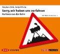 Sorry, wir haben uns verfahren - Stephan Orth, Antje Blinda