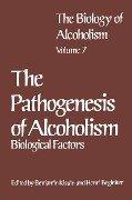 Biology of Alcoholism -