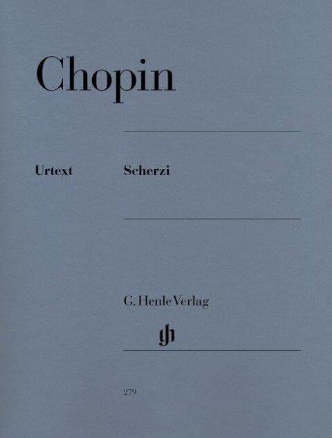 Scherzi - Frederic Chopin