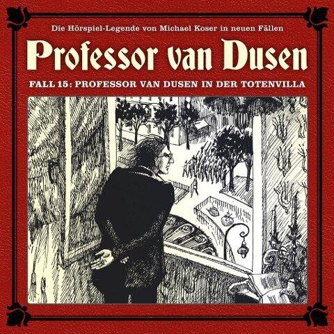 Professor van Dusen 15: In der Totenvilla -