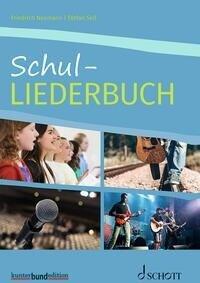 Schul-Liederbuch Gesang und Gitarre, Klavier -