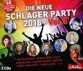 Die neue Schlager Party, Vol. 5 (2018) -