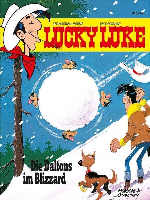 Lucky Luke 25 - Morris, René Goscinny