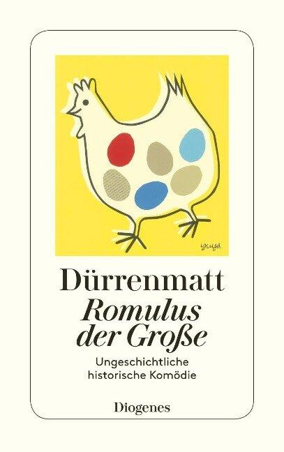 Romulus der Grosse - Friedrich Dürrenmatt