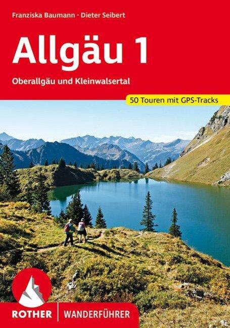 Allgäu 1 - Franziska Baumann, Dieter Seibert