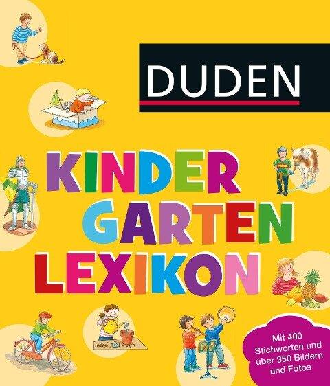 Duden - Kindergarten-Lexikon - Christina Braun