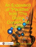 """An Exposition of """"Paradise"""" from the """"Divine Comedy"""" of Dante - Daniel Zimmermann"""