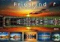 Friesland, wo die Natur sich spiegelt (Wandkalender 2018 DIN A2 quer) - Peter Roder