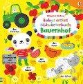 Babys erstes Bildwörterbuch: Bauernhof -