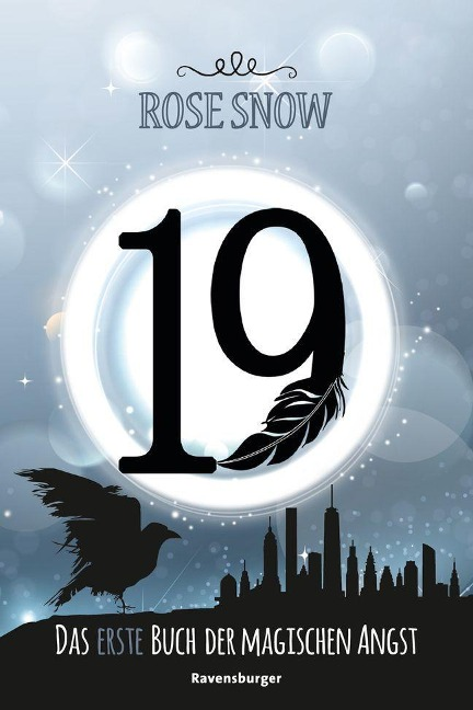 19 - Das erste Buch der magischen Angst - Rose Snow