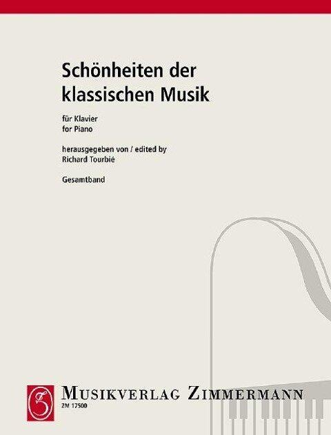 Schönheiten der klassischen Musik kplt. für Klavier -