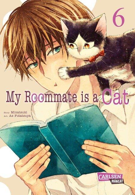 My Roommate is a Cat 6 - Tsunami Minatsuki, As Futatsuya