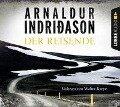 Der Reisende - Flovent-Thorson-Krimis 1 (Gekürzt) - Arnaldur Indriðason