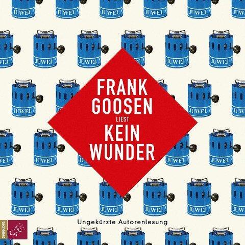 Kein Wunder - Frank Goosen
