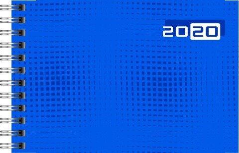 rido Taschenkalender 2019 septimus blau -