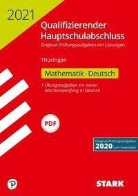STARK Qualifizierender Hauptschulabschluss 2021 - Mathematik, Deutsch - Thüringen -