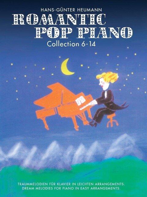 Romantic Pop Piano: Collection 6-14 - Hans G Heumann