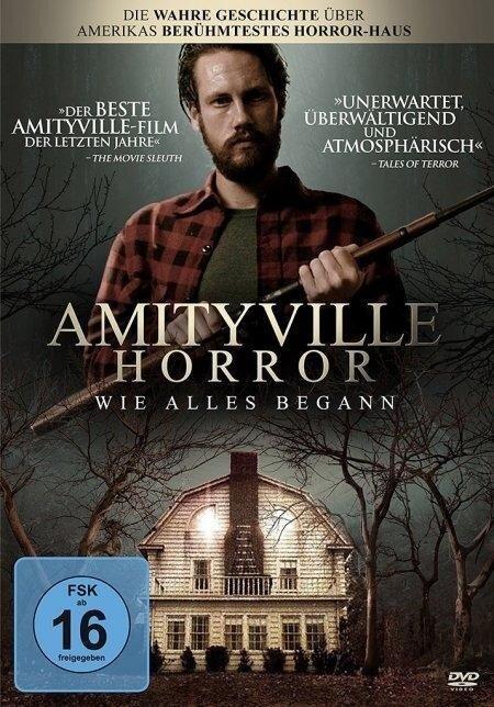 Amityville Horror - Wie alles begann - Daniel Farrands, Dana Kaproff