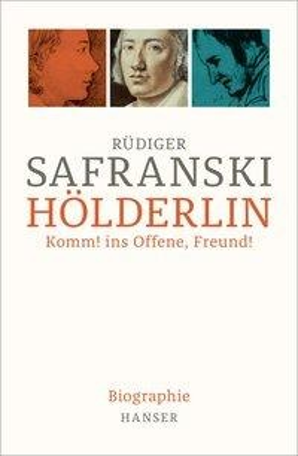 Hölderlin - Rüdiger Safranski