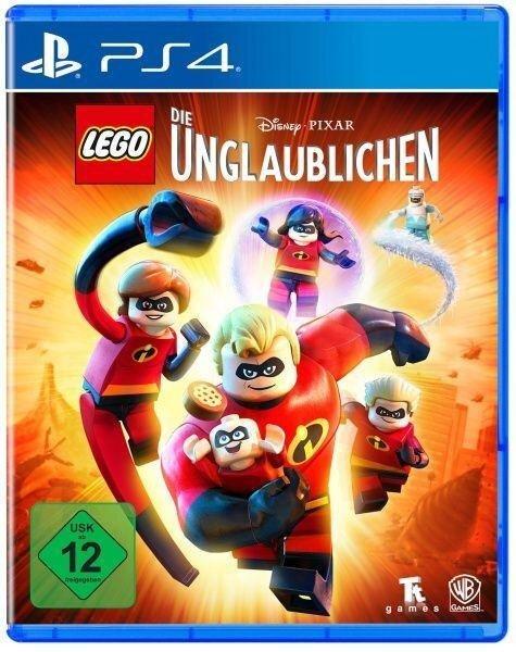 LEGO Die Unglaublichen (Playstation PS4) -