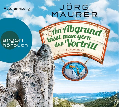 Am Abgrund lässt man gern den Vortritt - Jörg Maurer