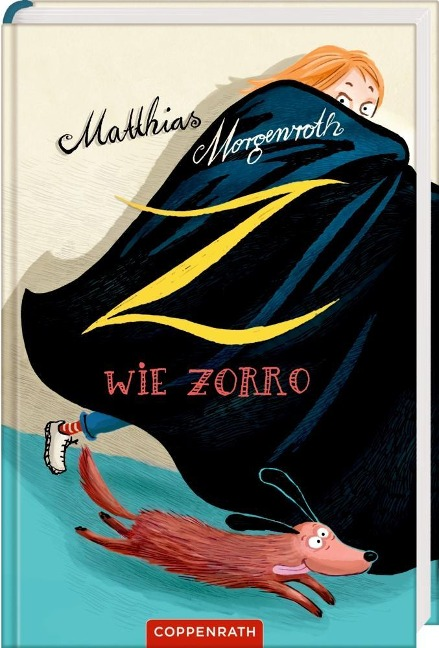 Z wie Zorro - Matthias Morgenroth