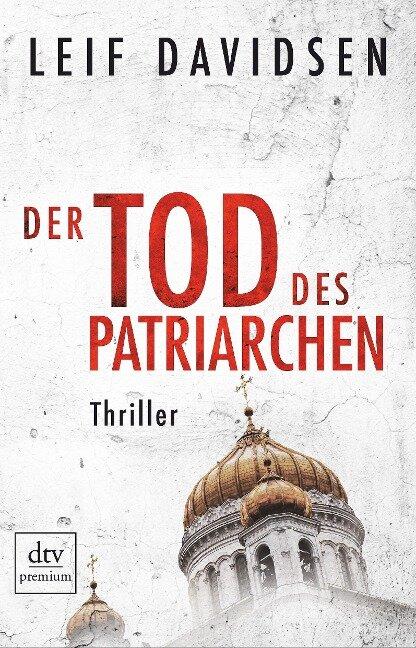 Der Tod des Patriarchen - Leif Davidsen