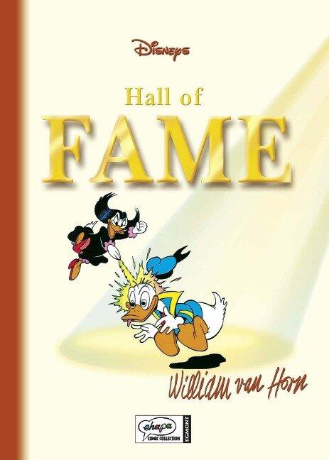 Hall of Fame 08. William van Horn - Walt Disney