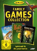 Family Games Collection 3er Box -