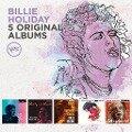 5 Original Albums - Billie Holiday