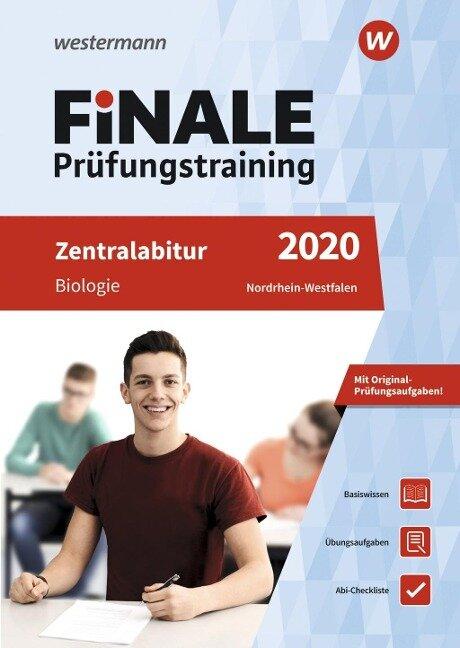 FiNALE Prüfungstraining 2020 Zentralabitur Nordrhein-Westfalen. Biologie - Dieter Feldermann