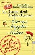 Nenne drei Hochkulturen: Römer, Ägypter, Imker - Lena Greiner, Carola Padtberg-Kruse