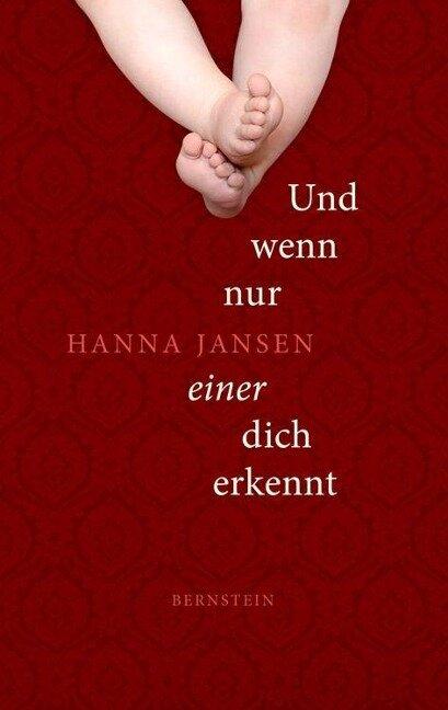 Und wenn nur einer dich erkennt - Hanna Jansen