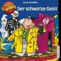 Kommissar Kugelblitz - Der schwarze Geist - Ursel Scheffler