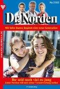 Dr. Norden 1103 - Arztroman - Patricia Vandenberg