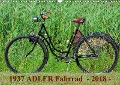 1937 ADLER Fahrrad (Wandkalender 2018 DIN A3 quer) - Dirk Herms